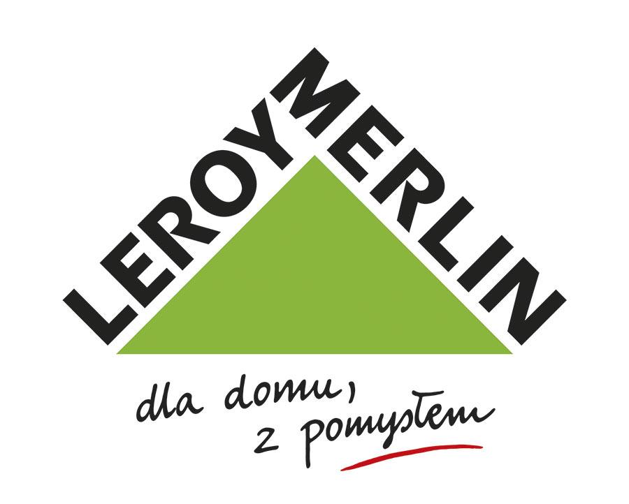 Logo sieci sklepów LEROYMERLIN
