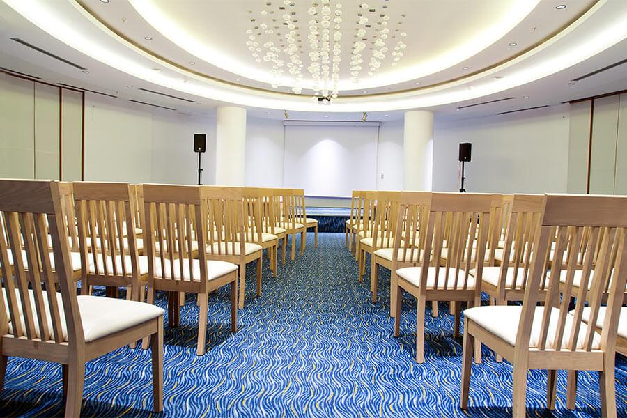 BURNBLOCK sale konferencyjne