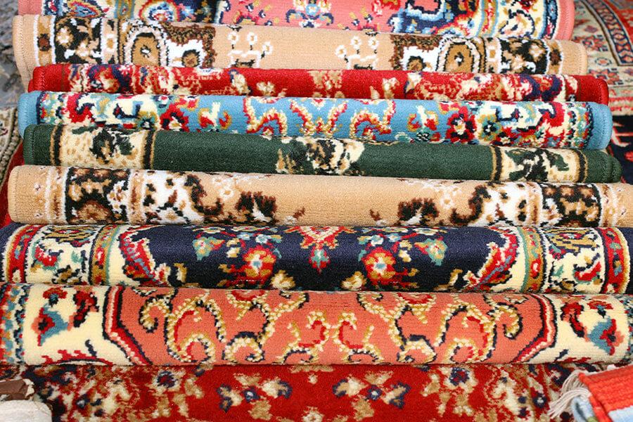 BURNBLOCK na dywany