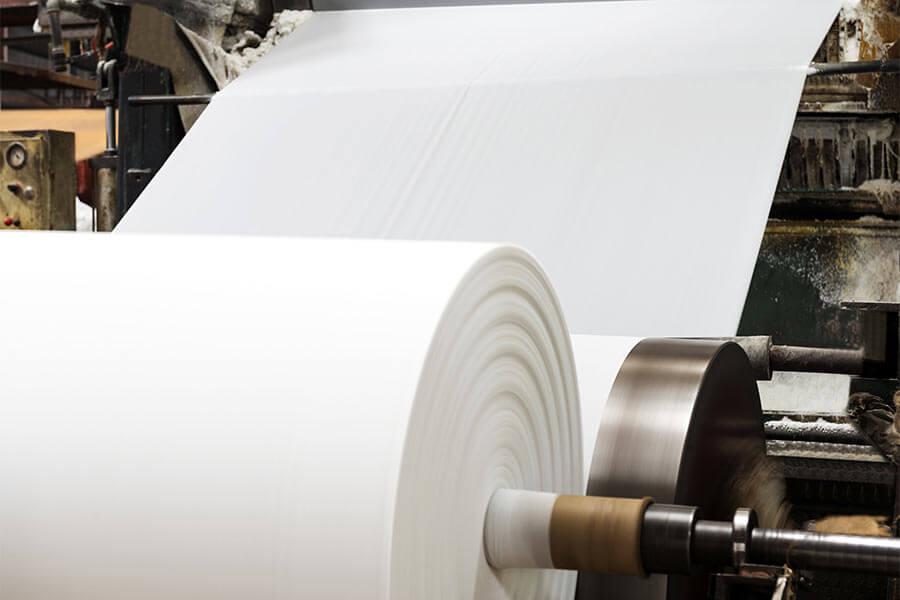 BURNBLOCK przemysł papierniczy