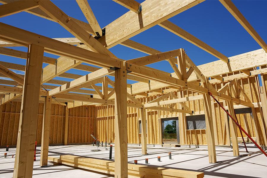 BURNBLOCK konstrukcje drewniane
