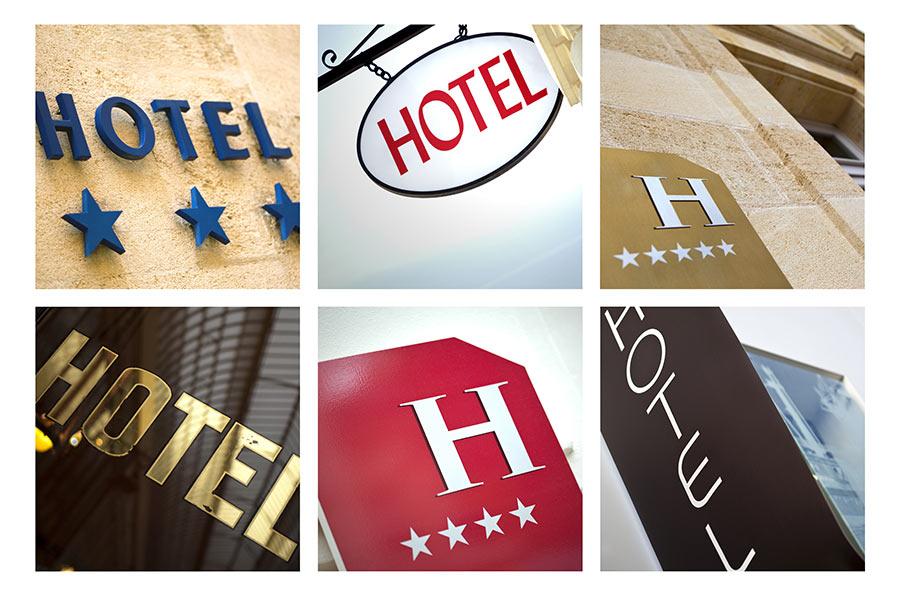 BURNBLOCK - usługi - hotele